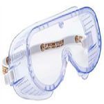 Frontier Clear Safety Goggles - www.occmatters.com.au