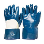 Frontier Heavy Weight Nitrile Dip Gloves - www.occmatters.com.au