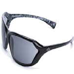 MSA Instinctive I Wear Z2, Smoke Lens, Glossy Black Marbled Frame - www.occmatters.com