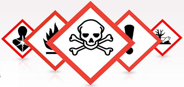 Australia switches to GHS Labeling for a hazardous material
